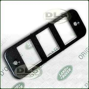 Switch Mounting Trim Panel - Land Rover Defender (MTC2640)