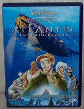 ATLANTIS-EL IMPERIO PERDIDO-CLASICO DISNEY Nº 41-DVD-NUEVO-NEW-*(SIN ABRIR)*-*R2