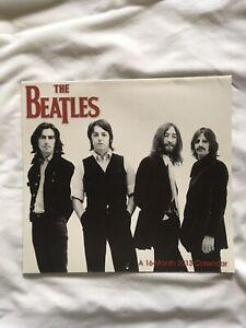 Beatles 2013 Calendar