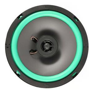 VO-602 6.5 Inch 80W 2 Way Car Coaxial Speaker Auto Audio Music Loudspeaker