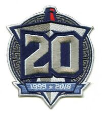 🏈TENNESSEE TITANS 2018 20th Anniversary NFL Football Team Logo Iron-on PATCH!