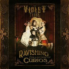 THE VIOLET TRIBE The Violet Tribe's Ravishing Collection of Curios CD Digipack
