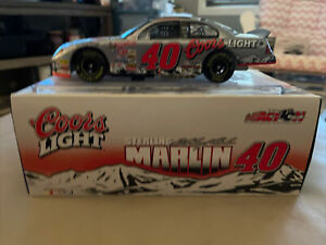 Action 2002 Sterling Marlin Coors Light #40 1/24