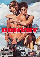Convoy (DVD, 2015) Brand New