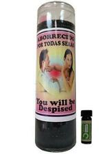 Your Lover will hate You Dressed Candle Kit - Aborrecido Seras