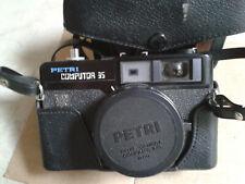 MACCHINA Fotografica PETRI COMPUTOR 35 il modello originale