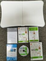 Nintendo Wii Fit Balance Board with Wii Fit Game
