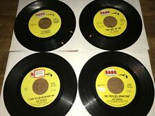 Neil Diamond Lot of 4 45s Bang I'm A Believer You Got to Me I Thank the Lord for