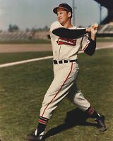Vintage 8 X 10 Photo of Cleveland Indians Rocky Colavito