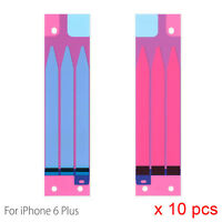 """10 X Battery Adhesive Glue Tape Sticker Strip for Apple iPhone 6 PLUS 5.5"""""""
