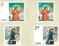 GB 2007 Christmas PHQ cards reverse first day cancels (A)