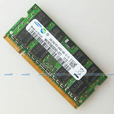 Samsung 2GB PC2-6400 DDR2-800 800Mhz 200pin DDR2 Laptop Memory SO-DIMM RAM NEW