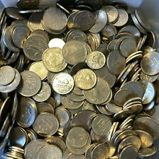 Old World Nickel Coin Lot - 3 Pounds - Apprx 250 Coins - High Quality - #A5