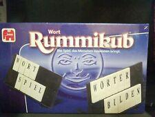 Wort Rummikub Das Spiel, das Menschen zusammen bringt. 2005 New