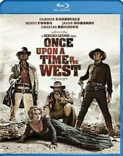 Once Upon a Time in the West Blu-Ray 2020 Brand New Fast Shipping