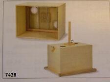 Plöner Schwarmfang-u.Siebkasten,Imkerei,Imker,Holz,40x30x28cm,separater Bodenn