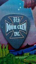 BLACK LABEL SOCIETY Zakk Wylde Doom Crew Inc. guitar pick  - MONSTER PRICE!