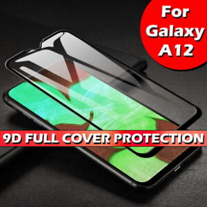 Gorilla Tempered Glass Screen Protector Full Cover For Samsung Galaxy A12