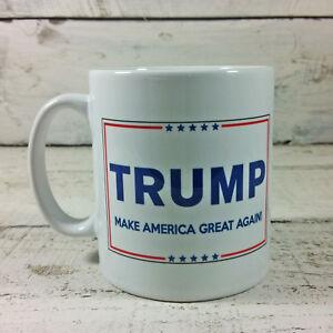 NEW DONALD TRUMP MUG SIGN MAKE AMERICA GREAT AGAIN MAGA #MAGA FAN SUPPORTER