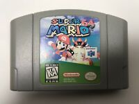Super Mario 64 Nintendo N64 *Cartridge Only*