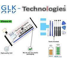 GLK - Akku für Apple iPhone 4S inkl.Werkzeugset Accu Batterie  Neuer Preis 2021