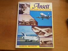 Ansett : the story of an airline / Samuel Brimson
