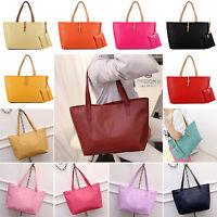 Neu Damentasche Handtasche Schultertasche Damen Tasche Shopper Bag Umhängetasche