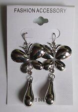 1cd Dangle Butterfly lead free nickel free Earrings FASHION JEWELRY lightweight