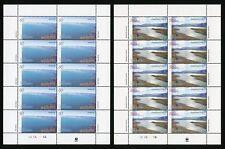 Armenien Kleinbogensatz MiNr. 431-32 postfrisch/ MNH Cept 2001 (Q9018