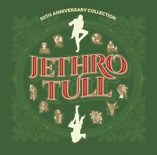 Jethro Tull 50th Anniversary Collection CD - Release June 2018