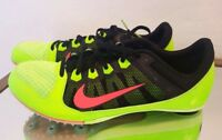 Mens Unisex Nike ZOOM RIVAL MD 7 Track Spikes Shoes 616312 306 Mens 11.5 Womens