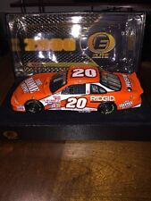 #20 Tony Stewart  Home Depot 2000 Pontiac  ELITE 1:24 #701