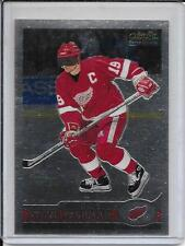 99-00 O-Pee-Chee Chrome Steve Yzerman # 14