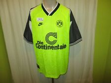 Borussia Dortmund Original Nike Deutscher Meister Heim Trikot 1995/96 Gr.XL TOP