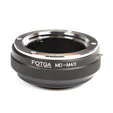 FOTGA Minolta MD Lens to Sony E-Mount NEX-7 6 A7 A7R II A6500 A6300 Adapter ring