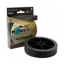 NEW POWER PRO SUPER SLICK SSV2 BRAID Onyx 65Lb 1500Yd 31500651500X