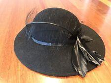 Ladies Hat Prop Theatre Costume Michael Howard Wool