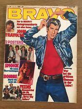 Bravo 34 / 1978 Komplett mit Smokie & Bonnie Tyler Poster, The Who, Winnetou