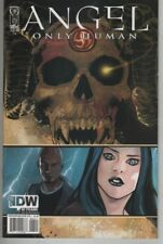 Angel Only Human #1 Cover A comic book TV show series Gunn Illyria Joss Whedon