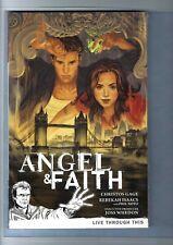 Angel And Faith : Season 9 Volume 1 Live through This DARK HORSE tpb tp new