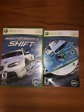 Need for Speed: Shift (Microsoft Xbox 360, 2009)