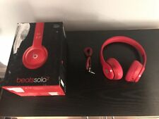 Beats by Dr. Dre Cuffie solo 2-Rosso