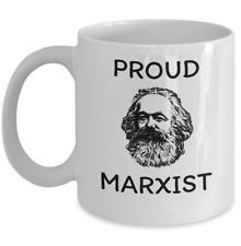 New listing Proud Marxist Sociology coffee mug - Karl Marx political student professor gift