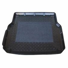 Tailored Pvc boot liner boot mat For Mercedes C Class W204 Estate 2007 to 2014