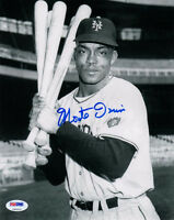 MONTE IRVIN SIGNED AUTOGRAPHED 8x10 PHOTO NEW YORK GIANTS PSA/DNA