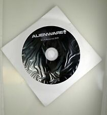 Alienware M17x Resource DVD P/N M009R Rev A01-00 CD Media