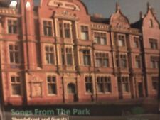 Music cds - Songs from the Park -Sheedy Frost. A new collection on Trafford Park