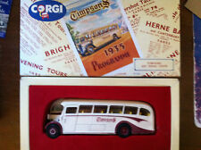 CORGI 97181 -- AEC REGAL HALF-CAB S/D COACH (TIMPSONS - CROYDON)