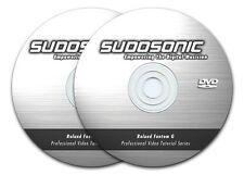 Roland Fantom G Video Tutorials | 2 DVDs