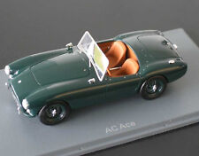 AC ACE COBRA 1959 Green ROADSTER CABRIO resin NEO Highend 1:43